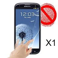 матовая защитная пленка для Samsung Galaxy S3 i9300 (1 шт)