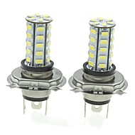 cheap LED Car Bulbs-H4 20W 36X5730SMD 800-1200LM 6000-6500K White Light Led Bulb for Car Fog Lamp(A pair/AC12-16V)