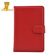 billige -Etui Til Fullbody Etuier Heldekkende etui Helfarge Hard PU Leather til