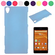 Pure Color Non-Slip Design Hard Case for Sony Xperia Z3 L55t(Assorted Colors)