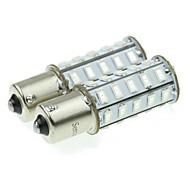cheap LED Car Bulbs-1156 20W 36X5730SMD 800-1200LM Yellow Light Led Bulb for Car Turn Lamp(A pair/AC12-16V)
