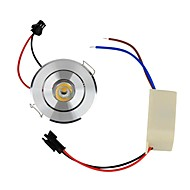 abordables Youoklight®-YouOKLight 110 lm Luces de Techo Luces Empotradas 1 leds LED de Alta Potencia Decorativa Blanco Cálido AC 85-265V
