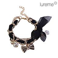 Women's  Charm Bowknot Chiffon Bracelet(Assorted Color)
