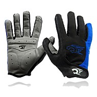 cheap Cycling & Bike Accessories-West biking Sports Gloves Bike Gloves / Cycling Gloves Keep Warm Waterproof Windproof Breathable Protective Anti-skidding Full-finger