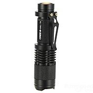 cheap Flashlights, Lanterns & Lights-LS007 LED Flashlights / Torch LED 1000lm 5 Mode Zoomable / Adjustable Focus / Impact Resistant Camping / Hiking / Caving / Everyday Use /