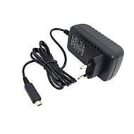 eu europa plug 12v 1.5a 18W stasjonær strøm lader adapter for Acer Iconia Tab A510 A700 A701 tablett