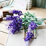 Seda Lavanda Flores Artificiales