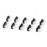 halpa DIY-osat-mikrokytkin elektroniikan DIY 125V / 1a (10 kpl pakkaus)