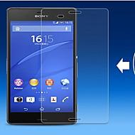 olcso Sony képernyővédők-(0.3mm vékony, 9h keménység) 2.5d lekerekített élek edzett üveg film képernyővédő fólia Sony Xperia Z3