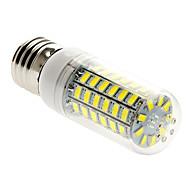 お買い得  LED コーン型電球-400 lm E26/E27 LEDコーン型電球 T 69 LEDの SMD 5730 温白色 クールホワイト AC 220-240V
