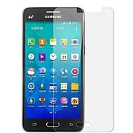 お買い得  Samsung 用スクリーンプロテクター-スクリーンプロテクター Samsung Galaxy のために Grand Prime PET スクリーンプロテクター ハイディフィニション(HD)