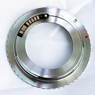 af confirmar tornillo M42 de 42 mm Carl Zeiss montar lente adaptador para Canon EOS