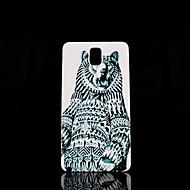 Недорогие Чехлы и кейсы для Galaxy Note-Стоящий Медведь шаблон жесткий футляр для Samsung Galaxy Примечание 3
