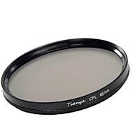 tianya® 82mm CPL filtro polarizador circular para el canon 16-35 24-70 lente ii