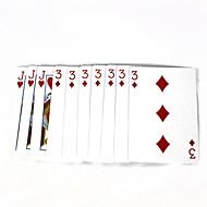 cheap Toys & Hobbies-Magic Poker Magic Props - Multicolored (10 PCS)
