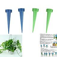 abordables Herramientas de Jardín-huesos perezosos plantas esenciales bebederos bebederos kits de riego