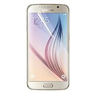 billige -Skjermbeskytter Samsung Galaxy til S6 PET Skjermbeskyttelse Høy Oppløsning (HD)