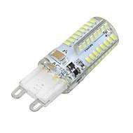 YWXLIGHT® 1st 3 W 300 lm G9 LED-lampa T 64 LED-pärlor SMD 3014 Bimbar Varmvit / Kallvit 220-240 V / RoHs