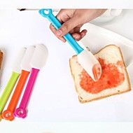 お買い得  キッチン用小物-シリコーン 断熱 パン用 カッター&スライサー