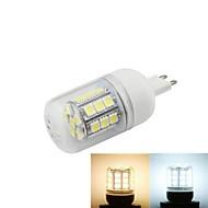 お買い得  LED コーン型電球-648 lm G9 LEDコーン型電球 27 LEDの SMD 5050 温白色 クールホワイト AC 220-240V