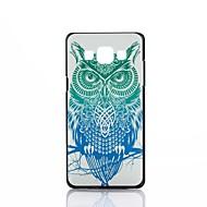 Для Кейс для  Samsung Galaxy С узором Кейс для Задняя крышка Кейс для Сова PC Samsung A5