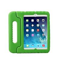 Appel iPad Air 2 - Speciaal Design Zwart/Groen/Blauw/Paars/Oranje/Rose)