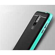 Недорогие Чехлы и кейсы для Galaxy Note-allspark® металла серии алюминиевая рама нео долговечные случаи гибридные крышка для Samsung Galaxy Note 4