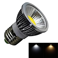 3w e26 / e27 led spotlight 1 kolf 280lm warm wit koud wit 3000-3200k / 6000-6500k dimbaar ac 100-240v 1pc