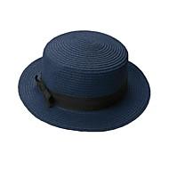 жен. - Повседневная - Соломенные шляпки (Солома