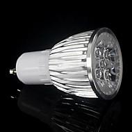 olcso LED szpotlámpák-Gu10 6w 3red + 2blue teljes spektrumú, a legkevesebb a virágzáshoz (85-265v)