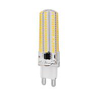 tanie Żarówki LED kukurydza-YWXLIGHT® 5 500-550 lm G9 Żarówki LED kukurydza T 152 Diody lED SMD 3014 Przysłonięcia Ciepła biel Zimna biel AC 220-240V