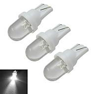 billige Andet LED-lys-30-50 lm T10 Dekorationslampe 1 leds Kold hvid DC 12V