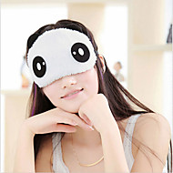 nuttede panda ansigt øjne rejse søvn lystæt maske