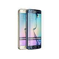 asling® 0,2 мм закругленные края прозрачный 9h закаленное стекло мембрана для Samsung Galaxy S6 края (не полный экран)