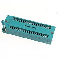 IC Block 40P 40P Locking Seat 40PIC Live Test Seat Chip IC Socket Bas