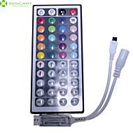 abordables Controladores RGB-SENCART 1pc 12V Sensor de infrarrojos / Regulable Interruptor Remoto El plastico / ABS 72W