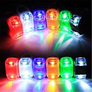 Eclairage de Velo , Eclairage ARRIERE de Vélo / Autre / Set d'éclairage avant et arrière - 2 Mode 100 Lumenspenggera / Couleurs