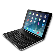 DGZ Ultrathin Magnetic Aluminum Bluetooth Wireless Keyboard Case Cover For Apple iPad air