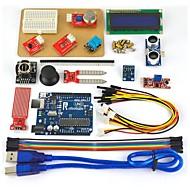 abordables Accesorios para Arduino-el kit de demostración de simulación, kit de pantalla analógica para Arduino