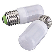お買い得  LED コーン型電球-3.5W 250-300 lm E26/E27 LEDコーン型電球 T 27 LEDの SMD 5730 温白色 クールホワイト DC 12V