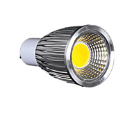 abordables MORSEN-7W GU10 Focos LED MR16 COB 500-550 lm Blanco Cálido / Blanco Fresco Regulable AC 100-240 / AC 110-130 V 1 pieza
