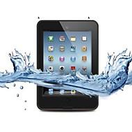 olcso iPad tokok-Case Kompatibilitás iPad Mini 3/2/1 Vízálló Porálló Ütésálló Fekete tok Egyszínű PC mert iPad Mini 3/2/1
