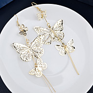 Women's Drop Earrings - Ladies Jewelry Silver / Golden For Wedding Party Daily Casual