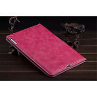 Solid Color PU Leather Auto Sleep/Wake UP Folio Cases Envelope Cases For iPad mini 1 2 3 4