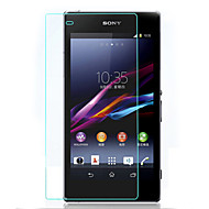 anti-kras ultradunne gehard glas screen protector voor Sony z3