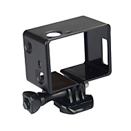 halpa Tarvikkeet GoProlle-LCD-näyttö sileä kehys Kassit Ruuvi Kiinnitys varten Toimintakamera Gopro 3 Gopro 2 Gopro 3+ Elokuva ja musiikki Pyörä