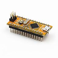 uudet nanomateriaalit v3.0 moduuli atmega328p-au parannettu versio Arduino - keltainen