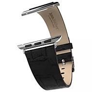 お買い得  HOCO-時計バンド のために Apple Watch Series 3 / 2 / 1 Apple リストストラップ クラシックバックル 本革