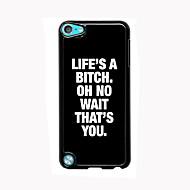 Χαμηλού Κόστους Θήκες/Καλύμματα για iPod-η ζωή είναι μια παραλία από αλουμίνιο υψηλής ποιότητας θήκη για το iPod touch 5