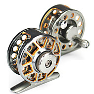 billige Fiskeri & Jagt-Fiskehjul Flue Hjul 1:1 2 Kuglelejer ombyttelig Fluefiskeri - CJL030 FDDL